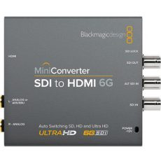 Convertisseur SDI HDMI IN vers SDI HDMI OUT